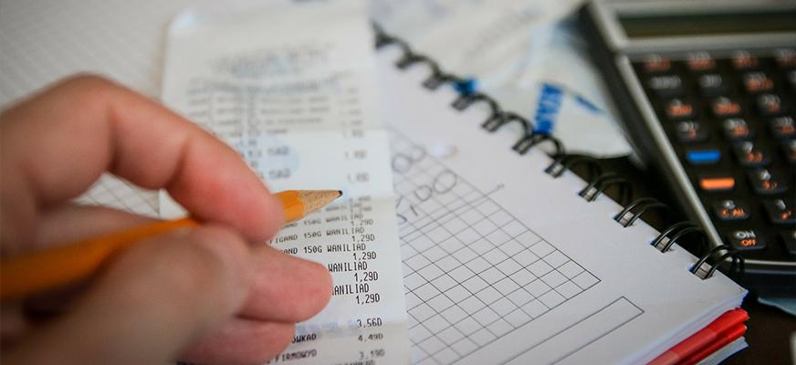 Rechnungslegung und Zahlungsverkehr abwickeln Beispielbild