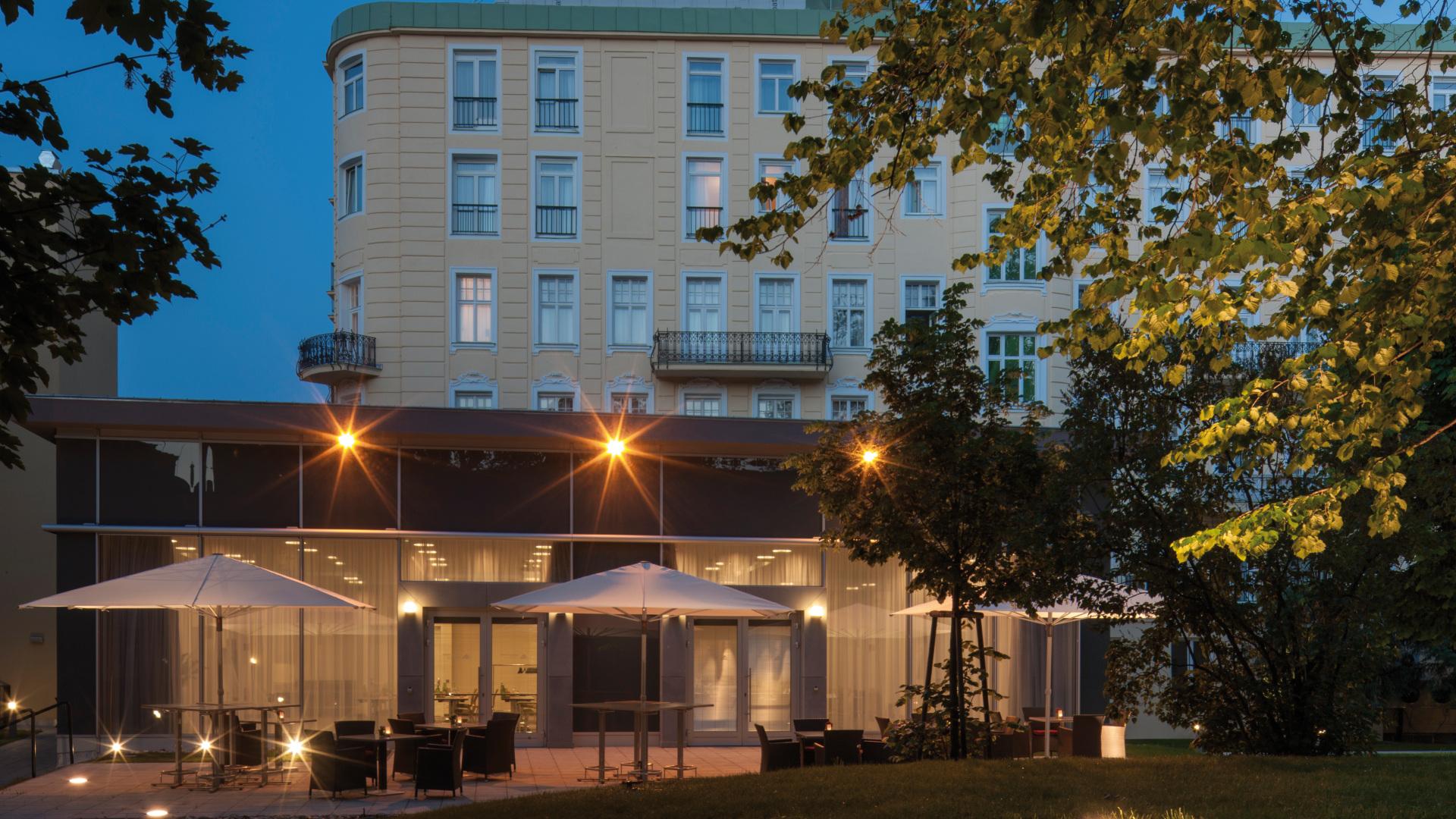 Austria Trend Hotel Parkhotel Schönbrunn